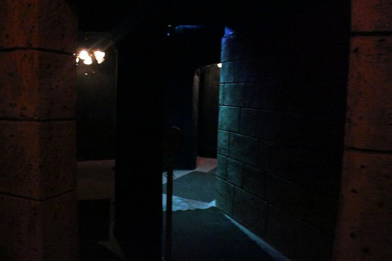 Handicap Hallway / crypt